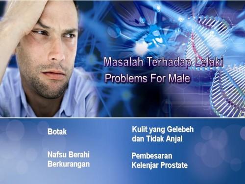 Masalah lelaki
