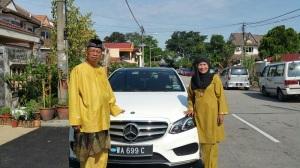 Mat Jutawan dan Mak Kaya Faizah